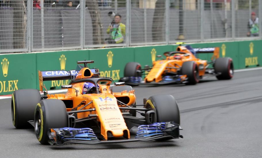 Alonso, el mejor piloto en calificación esta temporada