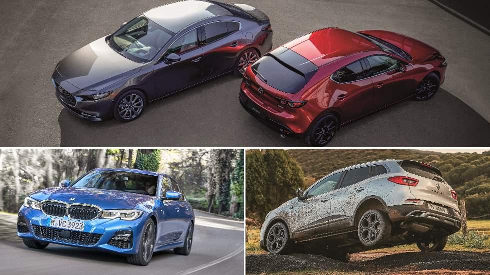 Revista Autopista 3081: al detalle los nuevos BMW Serie 3, Mazda3, Renault Kadjar...