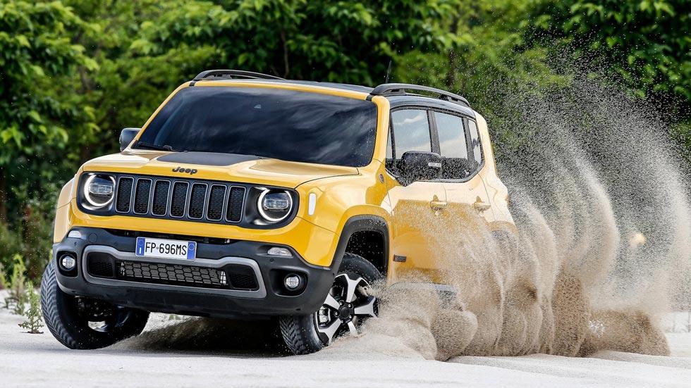 Nuevo Jeep Renegade: un SUV para aventureros