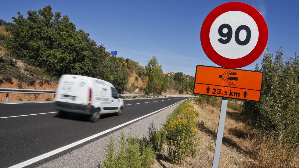 Nuevos límites de velocidad en España: todos los cambios que vienen en 2019