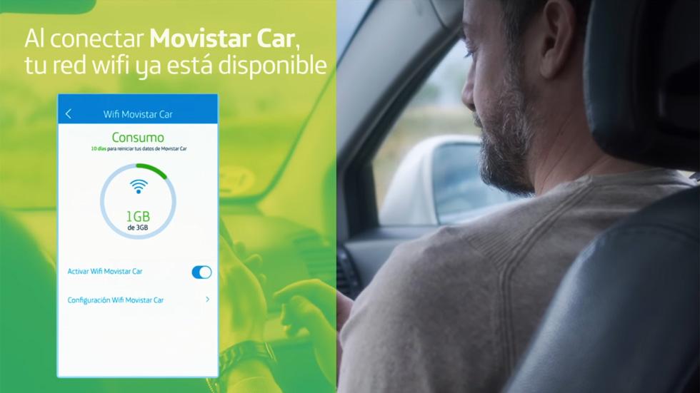 Movistar Car: así se conectarán coche y conductor (vídeo)