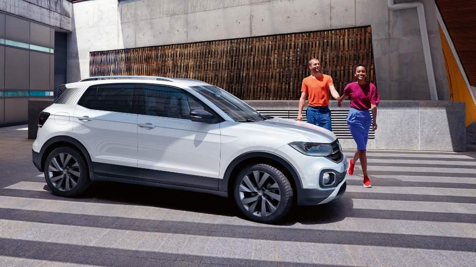 VW T-Cross 2019: precios y datos para España del nuevo SUV