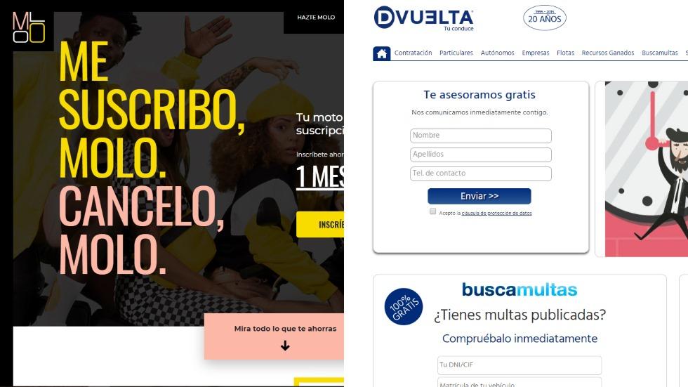 Motosharing: Dvuelta y Molo firman un acuerdo para la gestión de multas