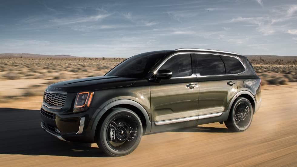 Kia Telluride 2020: datos oficiales y vídeo del nuevo gran SUV