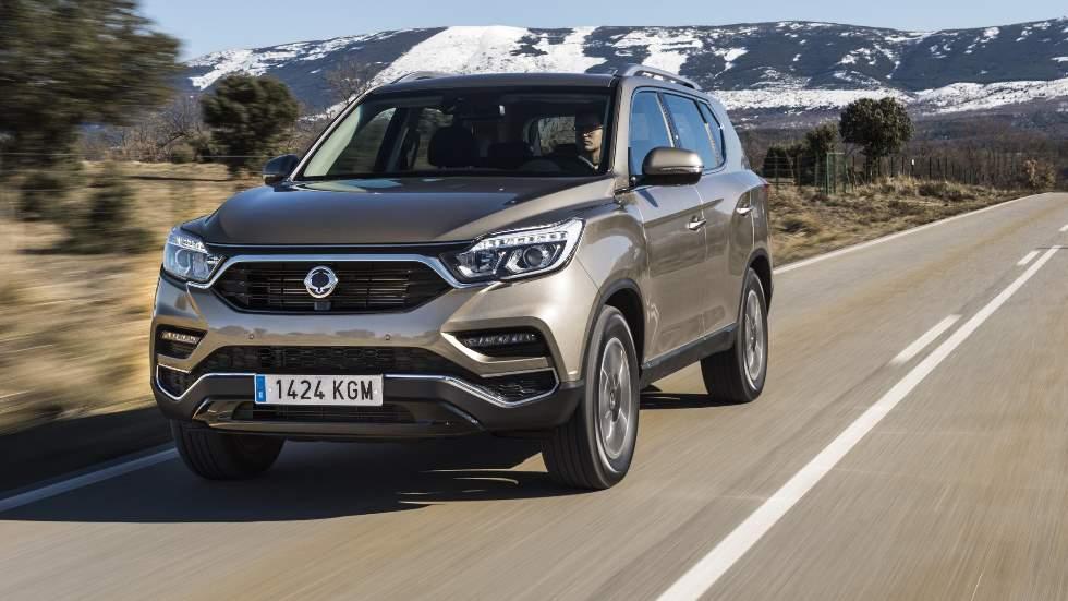 SsangYong Rexton 2019: nuevos precios y novedades para el SUV