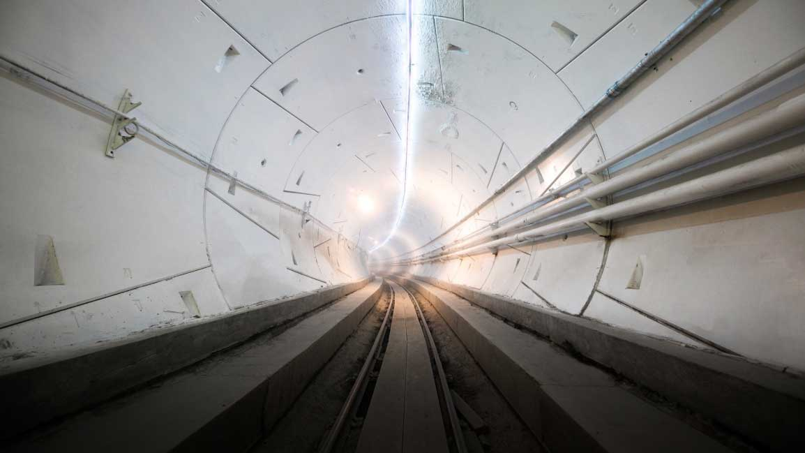 Así es el túnel que evitará atascos en las grandes ciudades (Vídeo)