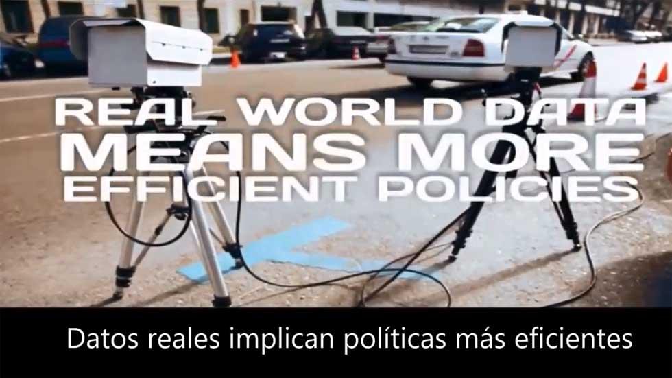 Así funcionan los nuevos radares anticontaminación para coches, pioneros en España