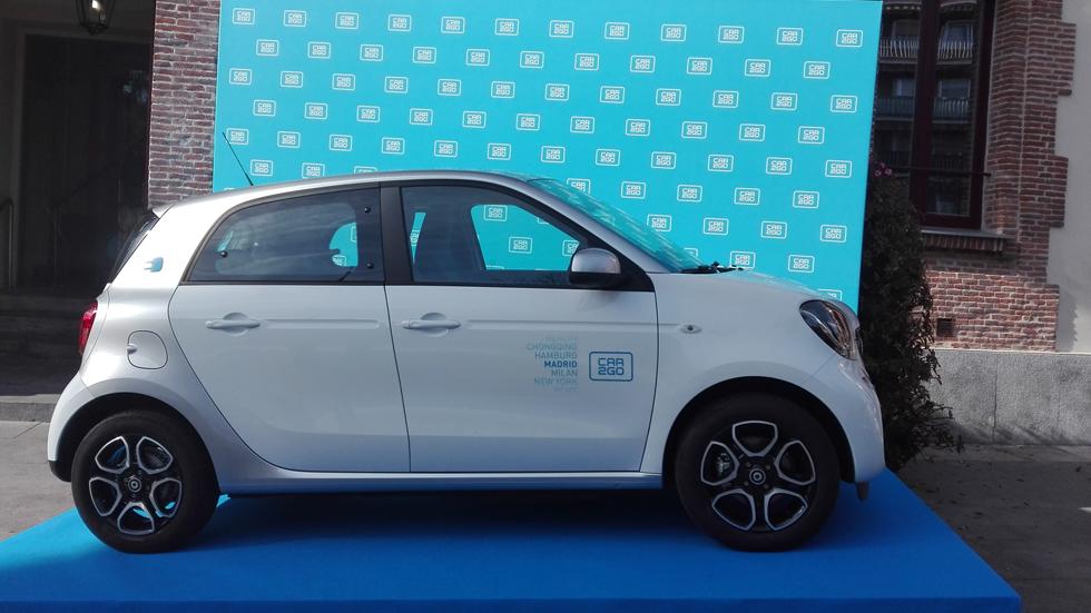 Car2go llega a más barrios, aumenta su flota y aplica nuevas tarifas
