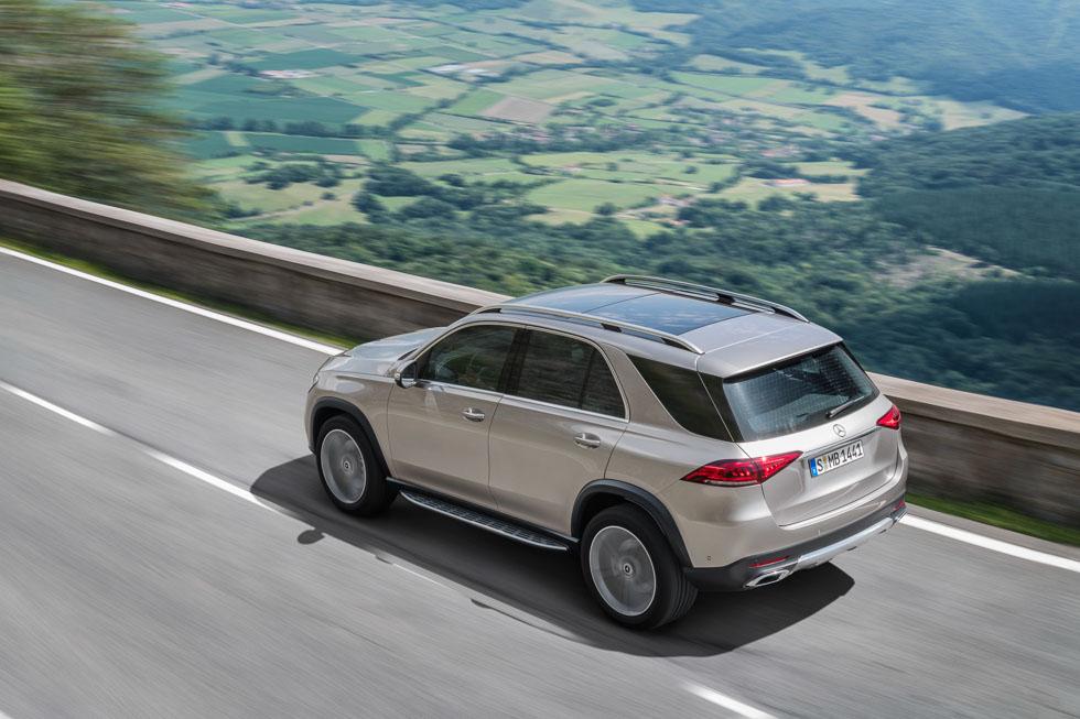 Mercedes GLE 350d y GLE 400d 4Matic: los SUV Diesel más limpios