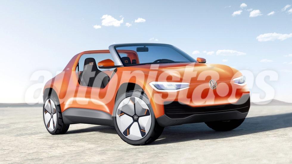 Exclusiva: Volkswagen ID Buggy, así será el nuevo coche eléctrico de 2019