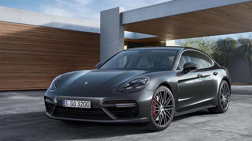 Porsche revisará unas 75.000 unidades del Panamera
