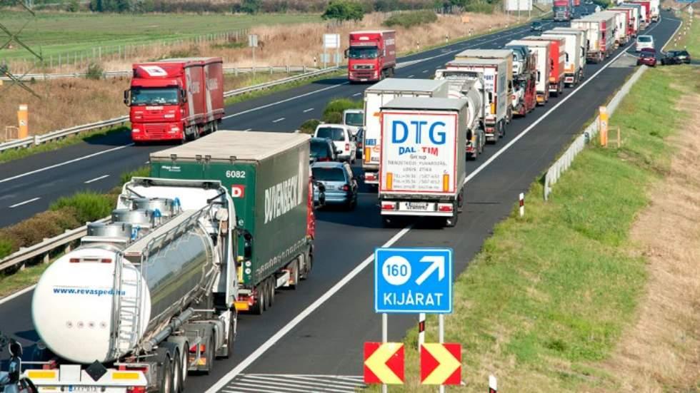 Emisiones de CO2 en Europa: camiones y autobuses deben reducirlas un 30 por ciento