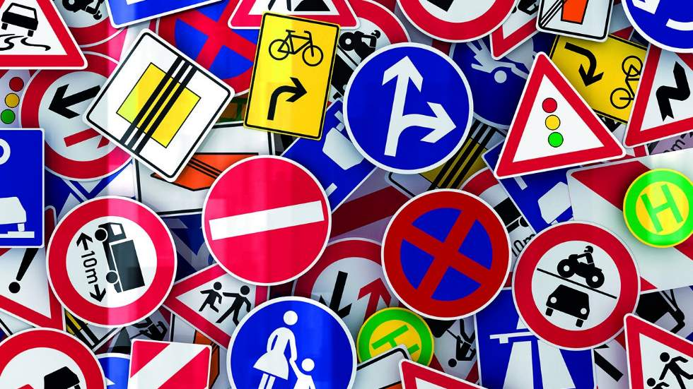 La mala señalización, un peligro real en las carreteras españolas