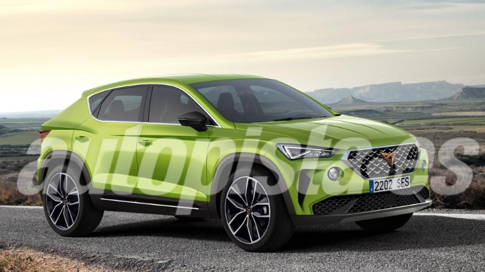 Terramar: primeras fotos y datos del SUV coupé que lanzarán Seat y Cupra