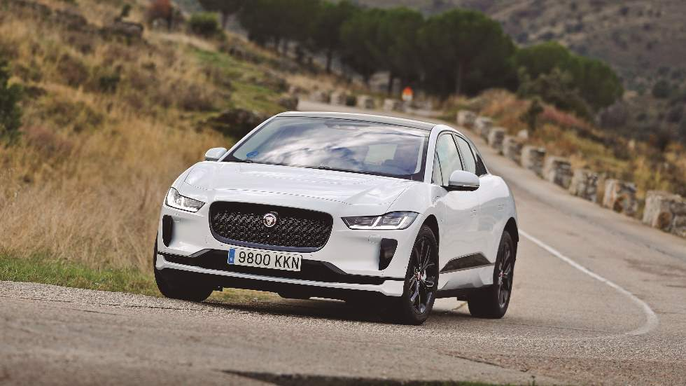 Jaguar i-Pace: prueba del SUV eléctrico con todas las mediciones