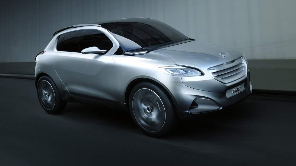 Peugeot 1008: nuevos datos del futuro SUV hermano de 2008 y 3008
