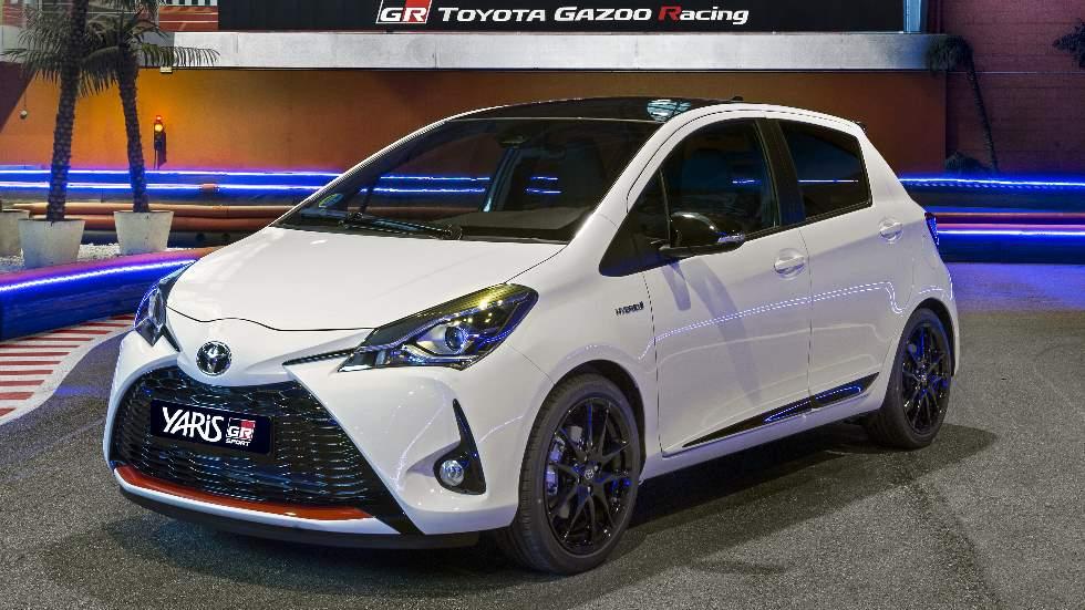 Toyota Yaris GR-Sport: precio y detalles para España
