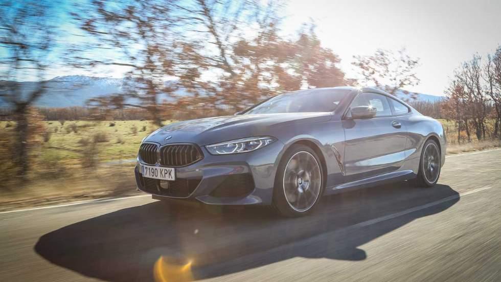 BMW Serie 8 Coupé 2019: prueba y precios para España