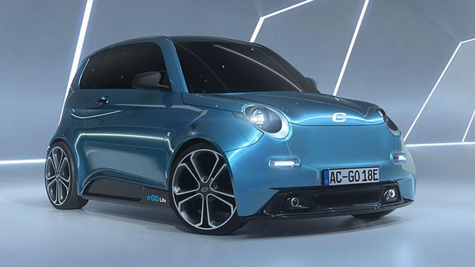 e.Go Life: claves y vídeo del coche eléctrico barato de menos de 16.000 euros