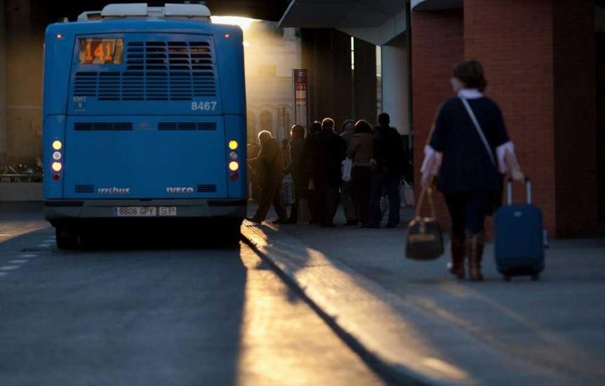 El ayuntamiento de Madrid no predica con el ejemplo: el 33% de su flota es aún Diesel muy contaminante