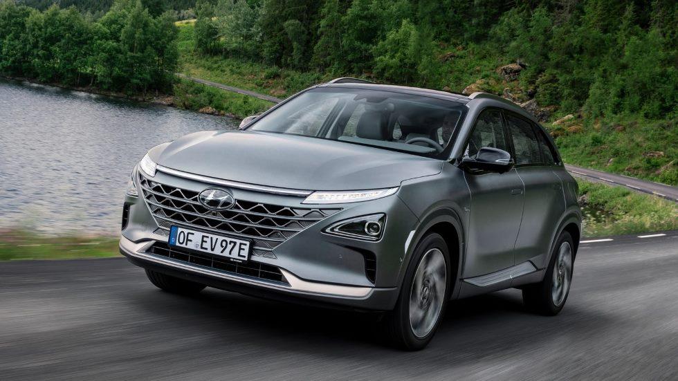 Hyundai Nexo: a prueba el nuevo SUV de hidrógeno, ¿es el futuro?