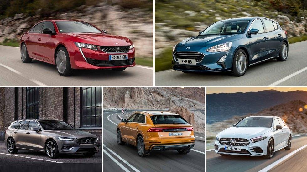 Los mejores coches y SUV que hemos probado en 2018: nuestros 10 elegidos