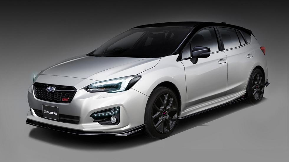 Subaru Forester, Impreza y WRX STI: los deportivos que vienen