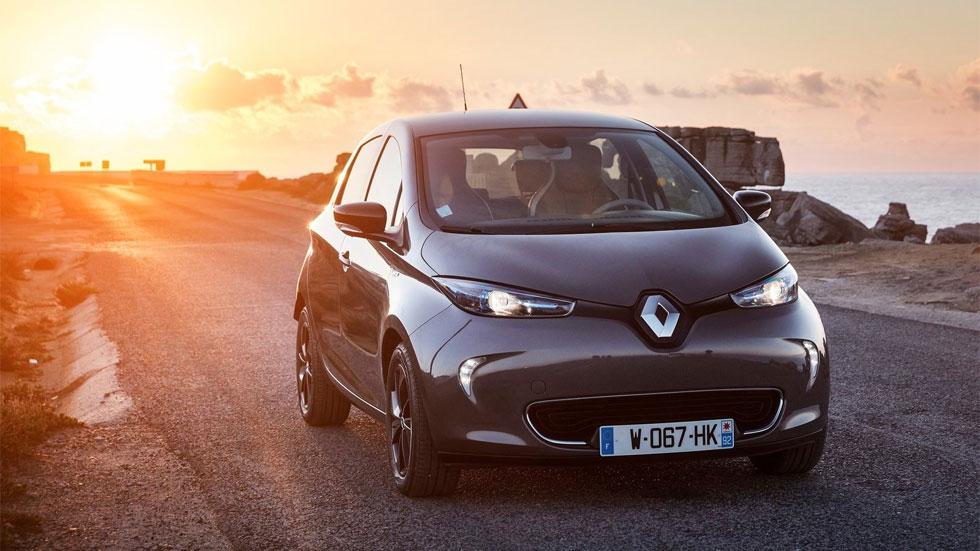 Renault, líder en coches eléctricos en 2018 (VÍDEO)
