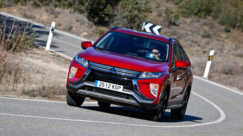 Mitsubishi Eclipse Cross: todas sus claves, en vídeo
