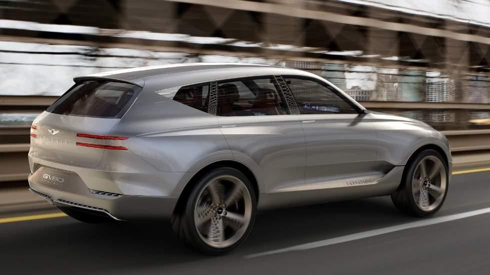Lo próximo y más nuevo de Hyundai: Sonata y Genesis SUV 2019
