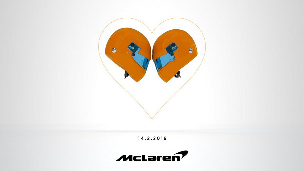 McLaren presentará su nuevo monoplaza el 14 de febrero
