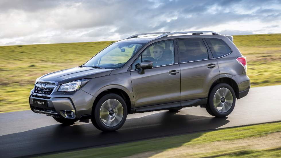 Subaru Forester 2019: precios y datos para España del renovado SUV
