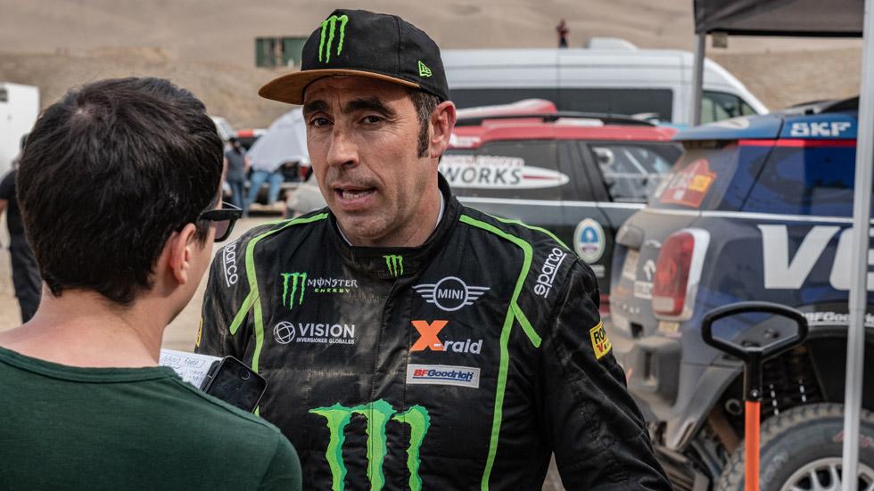 """Dakar 2019, Nani Roma: """"Va a ser uno de los más difíciles de los últimos años"""""""