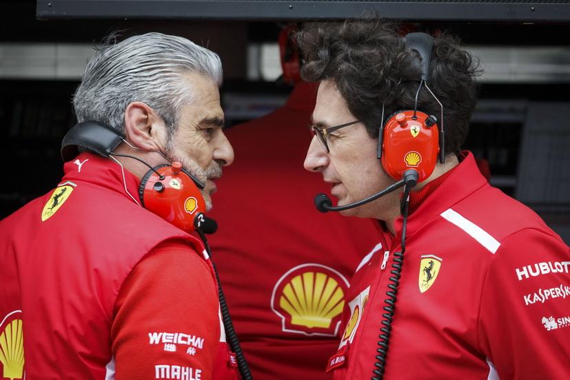 Revolución en Ferrari. ¿Binotto al puesto de Arrivabene?