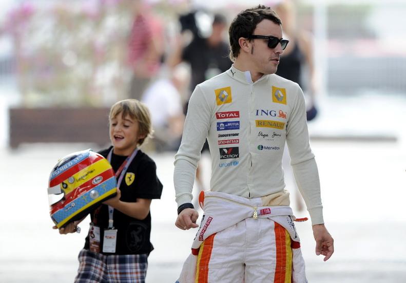 Alonso lo quiere todo