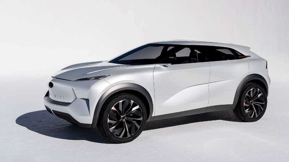 Infiniti QX Inspiration Concept: así será el nuevo SUV eléctrico y autónomo