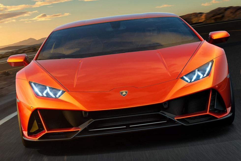 Lamborghini Huracán EVO: evoluciona favorablemente de cara a 2019