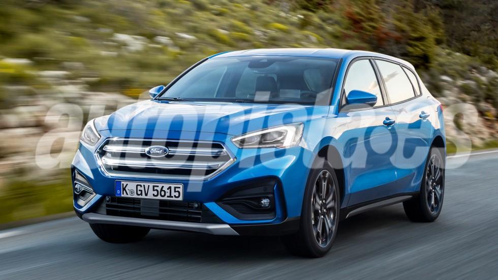 Exclusiva: Ford Kuga 2019, primera foto y datos del nuevo SUV compacto