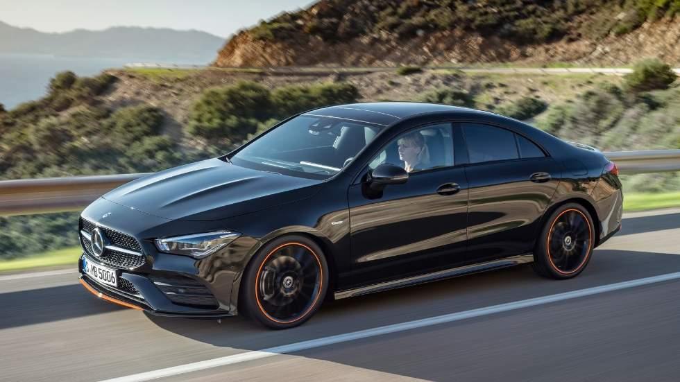 Mercedes CLA Coupé 2019: todos los datos y fotos oficiales