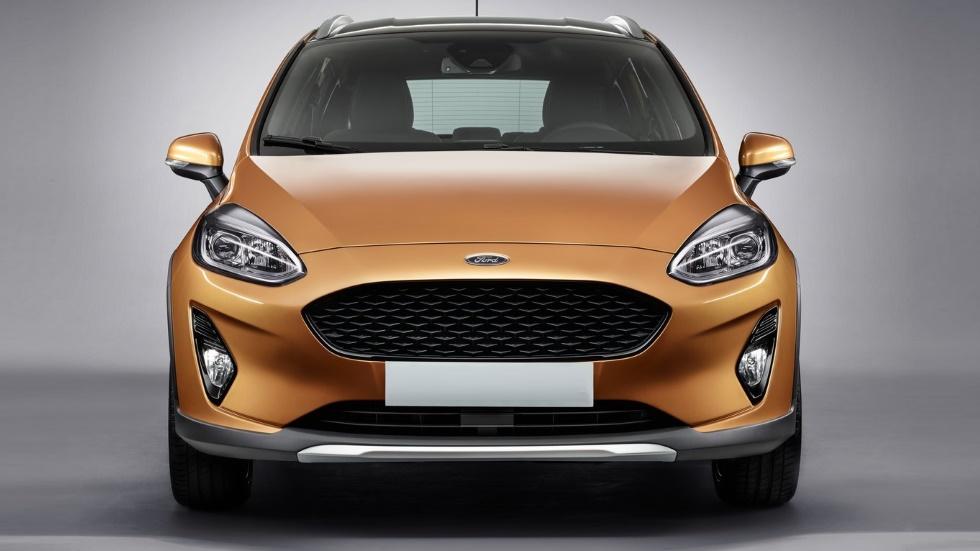 Ford Fiesta SUV 2020: el próximo rival de Renault Captur y Peugeot 2008