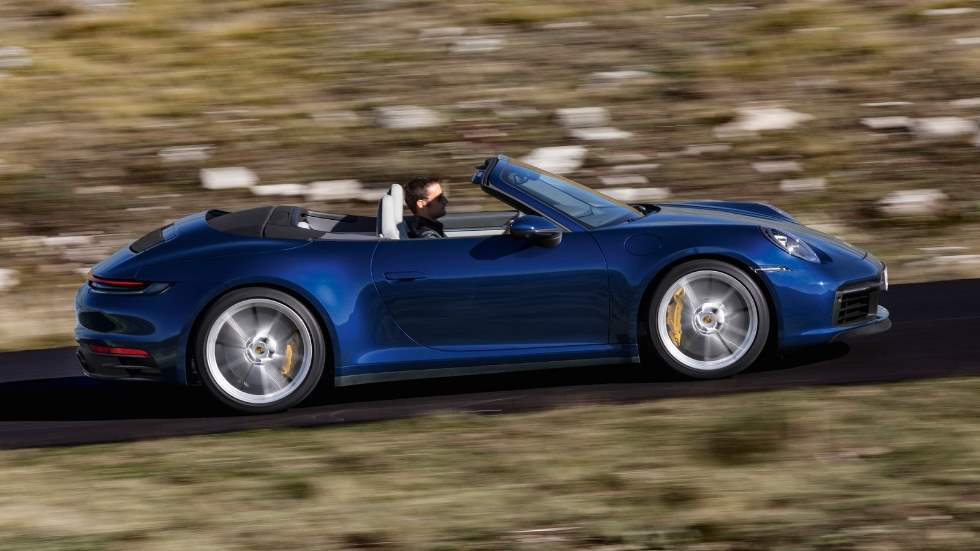 Porsche 911 Cabriolet 2019: precios y datos del nuevo descapotable deportivo