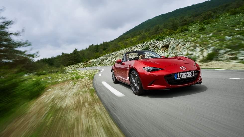 Mazda MX-5 30 Aniversario: una celebración especial para el roadster más popular