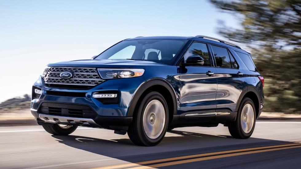 Ford Explorer 2020: el hermano mayor del SUV Kuga se renueva