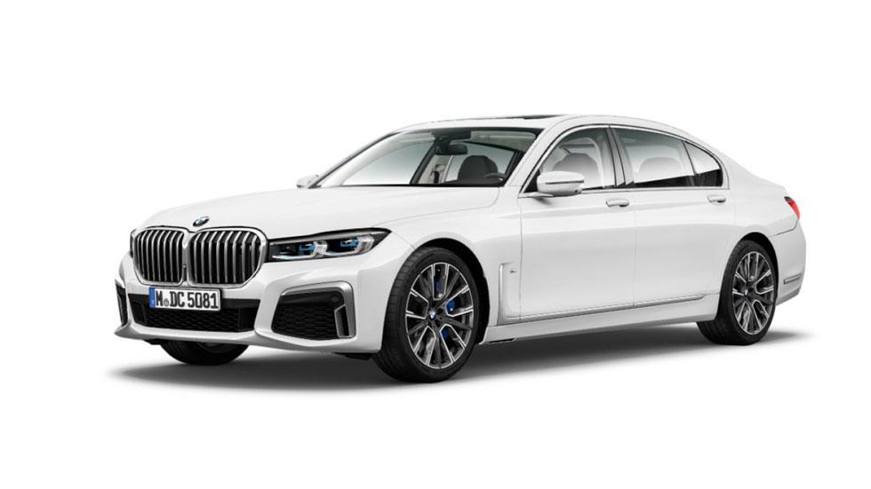 BMW Serie 7: lujo máximo en la nueva berlina de representación