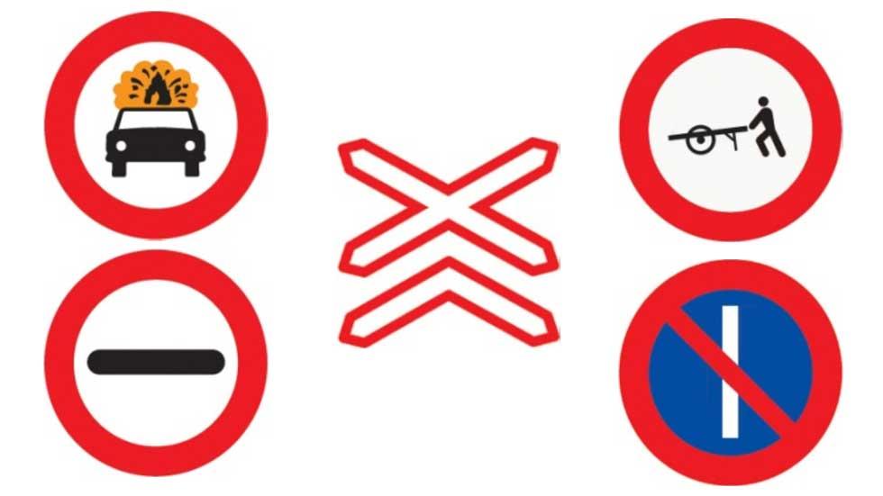 10 señales de tráfico que quizás no conozcas: qué significan (VÍDEO)