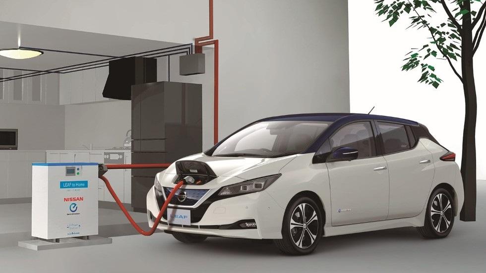 Nissan e Iberdrola avanzan hacia la tecnología V2G