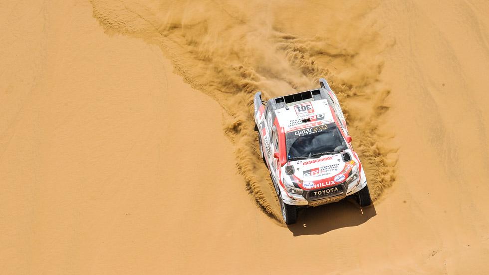 Rally Dakar 2019: Al-Attiyah domina; Nani Roma, tercero de la general