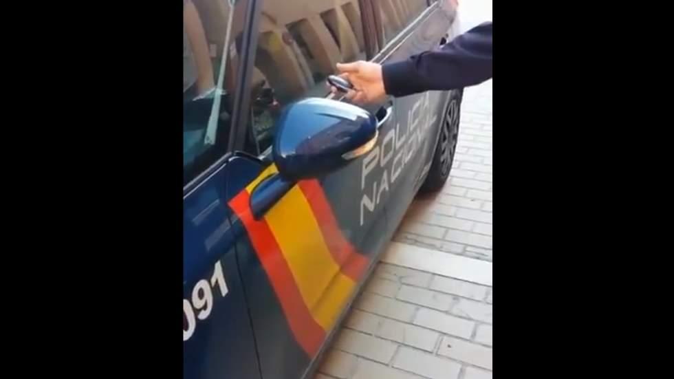 La Policía alerta del robo de coches con inhibidores: cómo evitarlo (VÍDEO)
