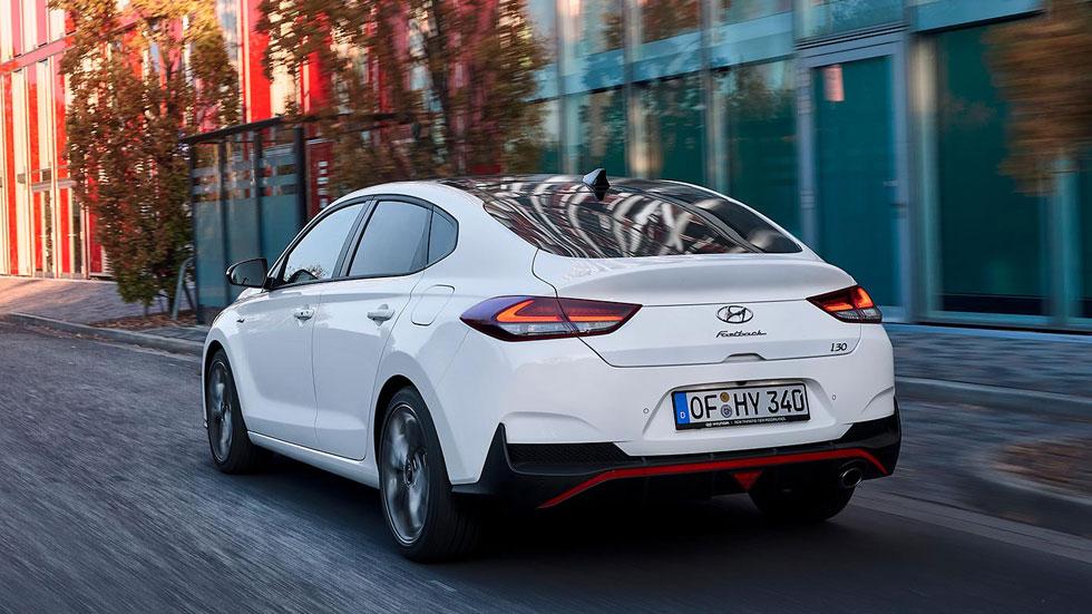 Hyundai i30 Fastback N Line, nuevo acabado deportivo (VÍDEO)