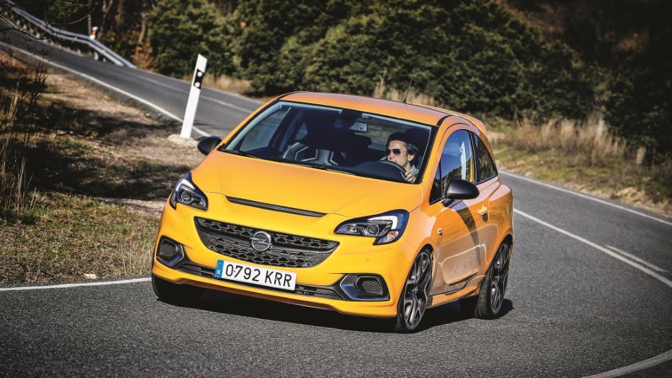 Opel Corsa GSi 1.4T 150CV: opiniones y consumos reales
